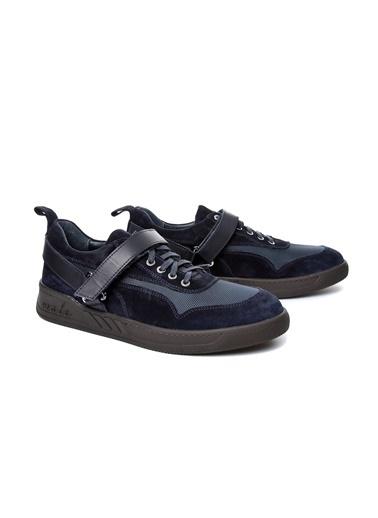 Male Industry Casual Ayakkabı Lacivert